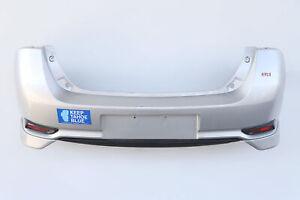 Scion iM Rear Bumper Face Cover Silver Factory OEM 16-18 A928 2016, 2017, 2018