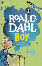 Boy Tales of Childhood Roald Dahl Quentin Blake- 9780141371344