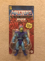 Masters Of The Universe Origins Skeletor 5.5 Action Battle Figure 2020 Walmart