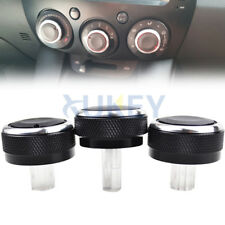 FIT FOR MAZDA 2 DEMIO A/C SWITCH KNOB HEATER CLIMATE CONTROL BUTTONS DIALS FRAME