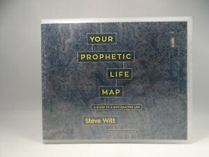 Your Prophetic Life Map : Navigating Your Destiny Through Intentional Living