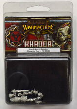 Warmachine Khador Greylord Forge Seer Man-O-War Solo PIP 33122
