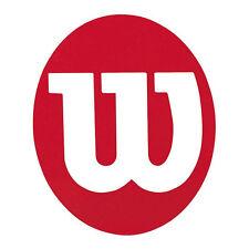 WILSON W Tennis logo stencil per racchetta da tennis e sport