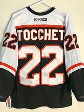 CCM Classic NHL Jersey Philadelphia Flyers Rick Tocchet Black sz S