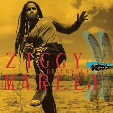 ZIGGY MARLEY : DRAGONFLY (CD) sealed