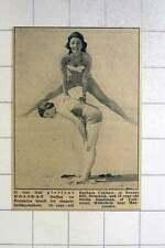 1957 18-year-old Barbara Culshaw, Ormskirk, Sheila Smallman Whitefield Prestatyn