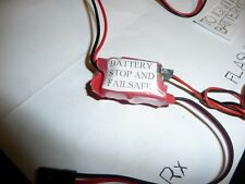 RC model petrol engine ignition switch from Tx.  (for battery type ignition )