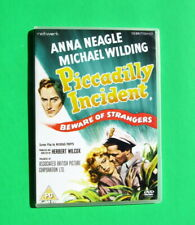 Piccadilly Incident DVD 1946 Anna Neagle Michael Wilding Region 2 PAL Format