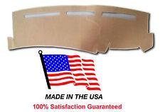 Chevy Tahoe 2001-2006 Beige Carpet Dash Board Dash Cover Mat Pad Custom CH77-8