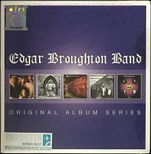 EDGAR BROUGHTON BAND Original Album Series 2014 MALAYSIA EU EDITION 5 CD SET NEW