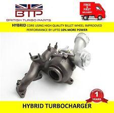 Jeep UPGRADED BILLET HYBRID Turbocharger 756062 Skoda Caliber Octavia Turbo