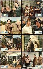 THE SQUARE PEG original 1958 lobby card set NORMAN WISDOM 11x14 movie posters