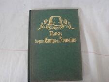 Riche d'archives Nancy jusqu 'au camp du romains
