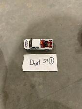Johnny Lightning, Brickyard 400, Race Emergency Vehicles Silverado Gear in back
