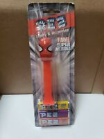 Pez Spiderman Marvel Super Heroes 2004 with feet