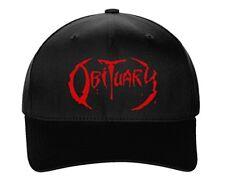 OBITUARY REGULAR CAP / SPEED-THRASH-BLACK-DEATH METAL