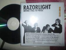 Razorlight – Before I Fall To Pieces Vertigo Records UK Promo CD  Single