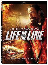 Life On The Line DVD JOHN TRAVOLTA USED VERY GOOD