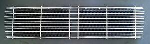 Porsche 911 912 65-68 Aluminum Engine Lid Deck Lid Grille Polished/ Black-New