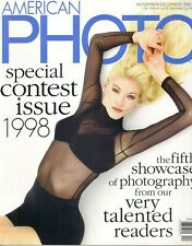 AMERICAN PHOTO Magazine November/December 1998 SPECIAL CONTEST ISSUE