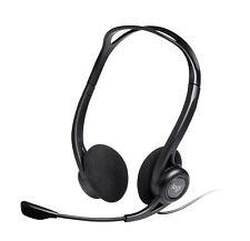 Logitech H960 Binaural Stereo Headset - Black