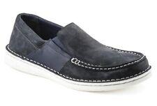NEW -  Birkenstock Duma Leather Loafer Men Shoes Sz. US 9 / EU 42 nvy