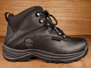 Timberland Men White Ledge Waterproof Mid Waterproof Hiking Boot -Black Sz 9.5 W