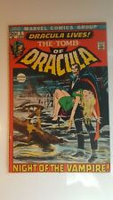 Tomb of Dracula #1 vg+