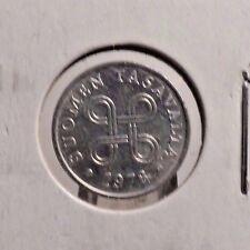 CIRCULATED 1978 1 PENNI FINLAND COIN (92116)2