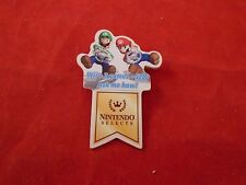 Mario Kart Nintendo Wii Selects Promotional Button Pin Back Promo
