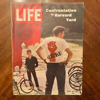 LIFE Magazine ~ April 25 1969~ Disorder at Harvard~ Mystery the Arctic ~Ads (13)