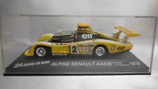 IXO ALTAYA 1/43 ALPINE RENAULT A442B #2 D. Pironi / Jaussaud WINNER LE MANS 1978