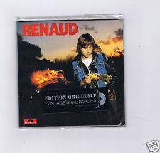 CD NEUF RENAUD MA GONZESSE  VINYL REPLICA