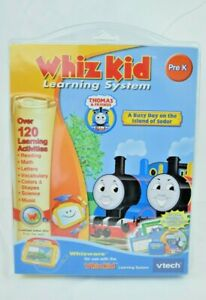 """Vtech - Thomas & Friends """"A Busy Day on the Island"""" Whiz Kid Activities - Pre-K"""