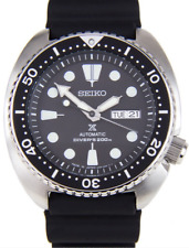 Seiko Mens Turtle Automatic Divers 200m Watch SRP777 SRP777J1 Warranty, Box