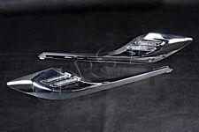 Genuine BMW Z4 E89 Chrome Side Fender Turn Indicator Lamp Pair Left + Right