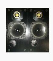 Fostex H-1 RP-2 Way Speaker System (Brand New!)