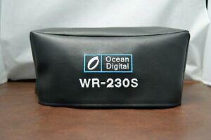 Ocean Digital WR-230S Radio Dust Cover