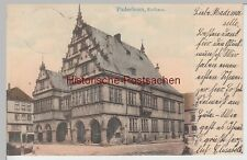 (94900) AK Paderborn, Rathaus, 1905