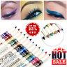 12 Pcs Professional Cosmetic Makeup Eyeliner Eye / Lip Pencil Liner Glitter New