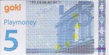 Goki 5 - 500Euro Spielgeld Rechengeld Play Money