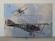 The Biff Boys RFC Bristol F.2b Fighter WW I Robert Taylor Aviation Art Brochure