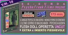 SS-Sunda Psycho Freak Films 1999/2001 (Italian Grindhouse - VM18) Audio ITA