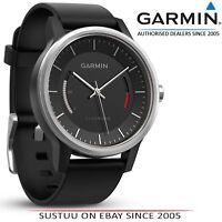 Garmin Vivomove│Analog Smart Watch│Activity Tracker│Sleep Monitor│Sports-Black