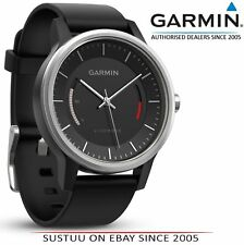 Garmin Vivomove │ Analog SMART WATCH │ attività Tracker │ dormire monitorare │ Sports-nero