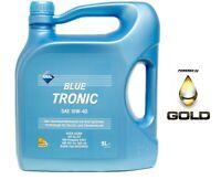 10W 40 ARAL Blue Tronic 5 Liter Motoröl 10w-40