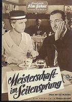 """IFB Illustrierte Film Bühne Nr. 5295 """" Meisterschaft im Seitensprung """""""