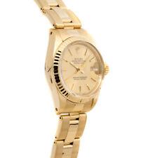 Relojes de pulsera Rolex en acero inoxidable para mujer