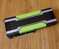 NVIDIA Tesla K80 24GB GDDR5 PCI-E 3.0 x16 Server GPU Accelerator Card CUDA