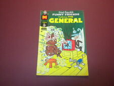 SAD SACK'S FUNNY FRIENDS featuring THE GENERAL #31 Harvey Comics 1961 G.BAKER